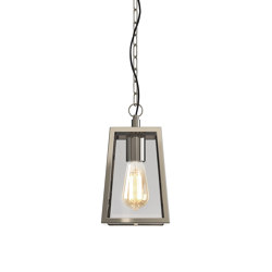 Calvi Pendant 215 | Polished Nickel | Outdoor pendant lights | Astro Lighting