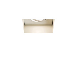 Trimless Square Adjustable Fire-Rated | Matt White | Recessed ceiling lights | Astro Lighting