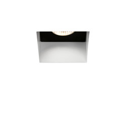 Trimless Square Fixed Fire-Rated IP65 | Matt White | Recessed ceiling lights | Astro Lighting