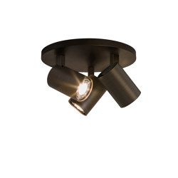 Ascoli Triple Round | Bronze | Ceiling lights | Astro Lighting