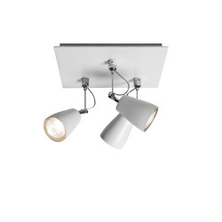 Polar Triple | Matt White | Lampade plafoniere | Astro Lighting