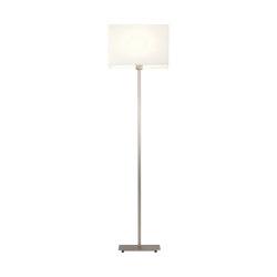 Park Lane Floor | Matt Nickel | Free-standing lights | Astro Lighting