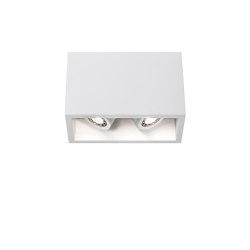 Osca Twin 140 Adjustable | Plaster | Ceiling lights | Astro Lighting