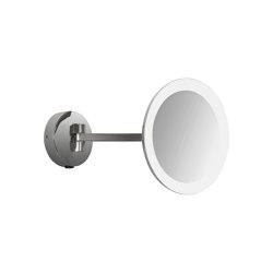 Mascali Round LED | Polished Chrome | Bath mirrors | Astro Lighting