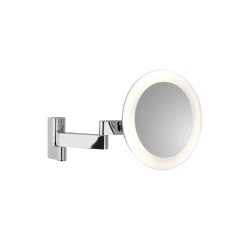 Niimi Round LED | Polished Chrome | Bath mirrors | Astro Lighting