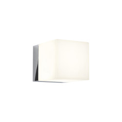 Cube | Polished Chrome | Lampade parete | Astro Lighting