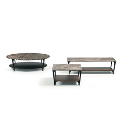 Tab Coffee Table | Mesas de centro | Marelli