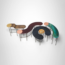 Scribble | Coffee tables | De Castelli