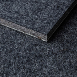 Whisperwool Anthracite | Acoustic ceiling systems | Tante Lotte