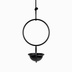 Blumenkugel hanging room object | Plant pots | Atelier Haußmann