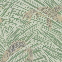 Koi MD104B06   Drapery fabrics   Backhausen