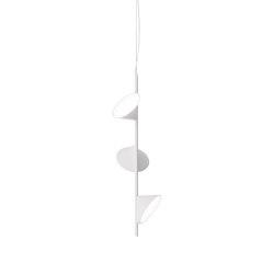 Orchid floor suspension lamp | Suspended lights | Axolight