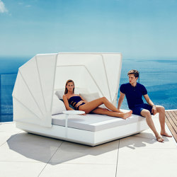 Vela daybed | Day beds / Lounger | Vondom
