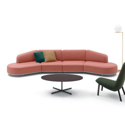 Arcolor Sofa - Curved Version | Sofas | ARFLEX