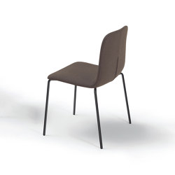 Brianza Chair - Version without armrests   Chairs   ARFLEX