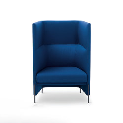 Algon Armchair High | Armchairs | ARFLEX
