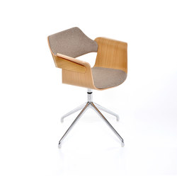 Flagship Swivel chair | Chaises | PlyDesign