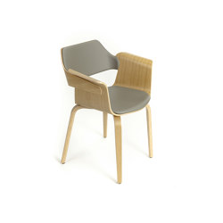 Flagship Arm chair | Chairs | PlyDesign