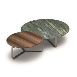 Yari Runde Tischchen | Couchtische | Flou