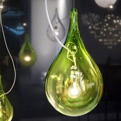 Liquid Light DROP_2 small glass | Lámparas de suspensión | next