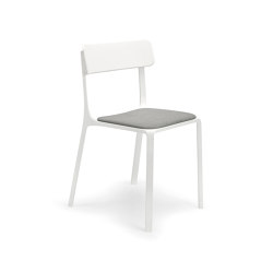 Ruelle with upholstered seat | Sillas | Infiniti