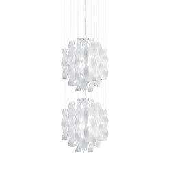 Aura sospensione 45/2   Suspended lights   Axolight