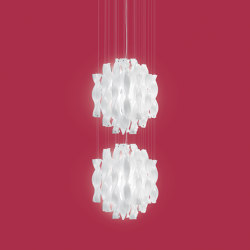 Aura sospensione 45/2 | Pendelleuchten | Axolight