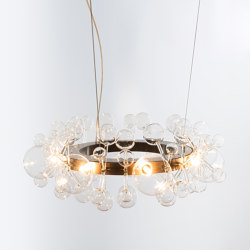 Circle Light | Chandeliers | Isabel Hamm Licht