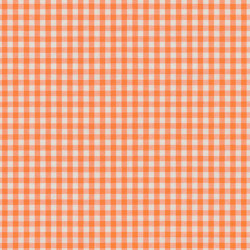 Jota-Check 2.0 - 147 orange | Tessuti decorative | nya nordiska