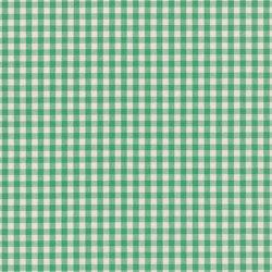 Jota-Check 2.0 - 150 smaragd | Tessuti decorative | nya nordiska