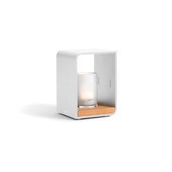 Flame Lumo small | Outdoor floor lights | Manutti