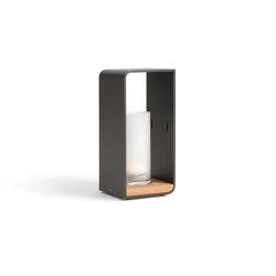 Flame Lumo medium | Außen Bodenleuchten | Manutti