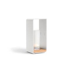 Flame Lumo medium | Outdoor floor lights | Manutti