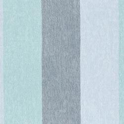 Alabama Stripe - 22 aqua | Drapery fabrics | nya nordiska