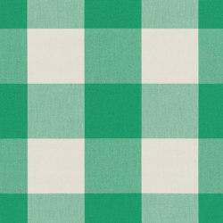 Alpha-Check 2.0 - 350 smaragd | Drapery fabrics | nya nordiska