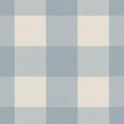 Alpha-Check 2.0 - 352 sky | Drapery fabrics | nya nordiska