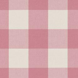 Alpha-Check 2.0 - 353 pink | Drapery fabrics | nya nordiska