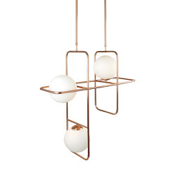 Link I Suspension Lamp | Suspended lights | Mambo Unlimited Ideas