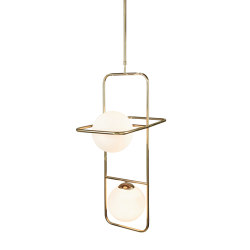 Link II Suspension Lamp | Suspended lights | Mambo Unlimited Ideas