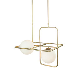 Link III Suspension Lamp | Suspended lights | Mambo Unlimited Ideas