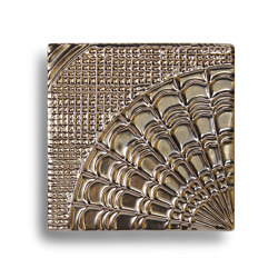 Gaudí Gold | Ceramic tiles | Mambo Unlimited Ideas