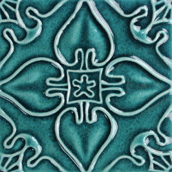 Pattern Tile Jade | Carrelage céramique | Mambo Unlimited Ideas
