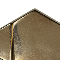 Tua Tile Gold | Ceramic tiles | Mambo Unlimited Ideas