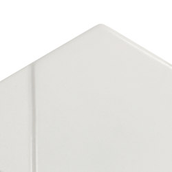 Tua Tile White Matte | Ceramic tiles | Mambo Unlimited Ideas