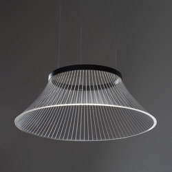 Plissé | Suspended lights | martinelli luce