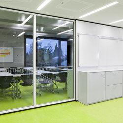 fecocent | Wall partition systems | Feco