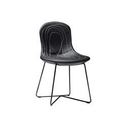 Doodle | Chairs | Tacchini Italia