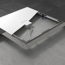 ESR floor-level | Installazioni sanitarie | Kaldewei