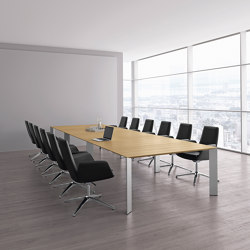 Paper meeting table | Contract tables | RENZ
