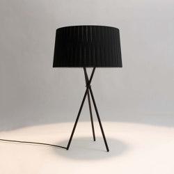 Trípode G6 | Floor Lamp | Lámparas de sobremesa | Santa & Cole